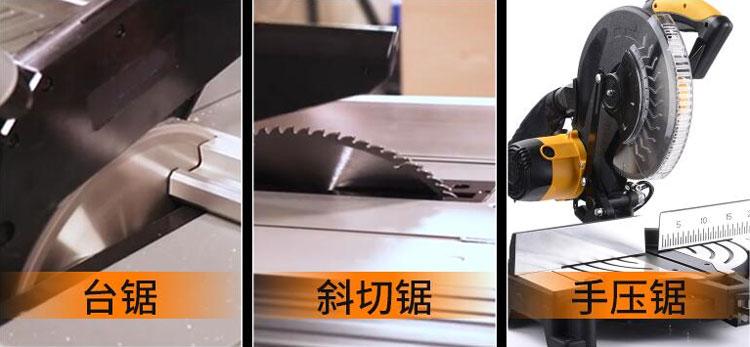 Precision Panel Saw Blades