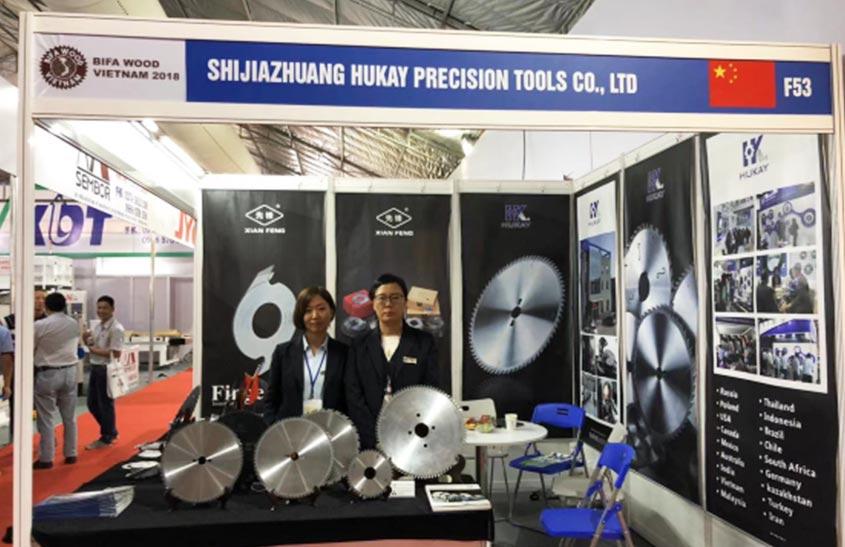 2018年越南平阳木工机械展